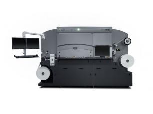 Prensa Digital de Etiquetas Inkjet UV - INX NW140 | INX210
