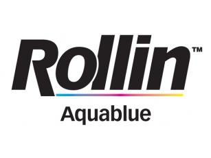 Caucho Impresión Offset - Rollin Aquablue