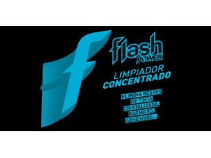 Limpiador Concentrado - Flash Power