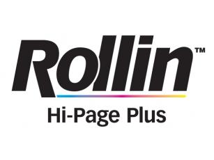 Caucho Impresión Offset - Rollin Hi-Page Plus