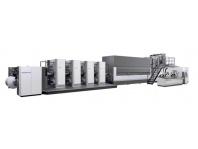 Máquina Impresión Offset Bobina - Komori S38S