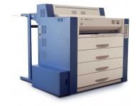 KIP COLOR 80: plotter gran formato para impresión de cartelería de Ocasión