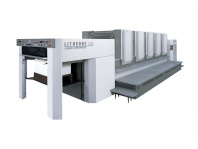 Máquina Impresión Offset Hoja - Komori LS40