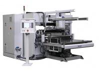 Sistema Vibración pliegos totalmente automático Baumann-Wolhenberg BASA