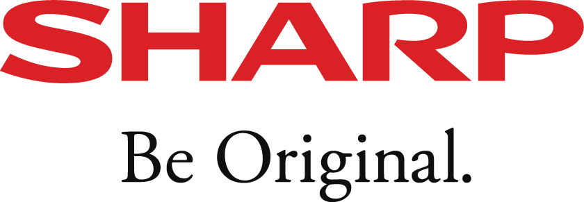Sharp Be Original more productivity and lower costs